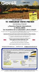 WIN Chisel & Subsoilers' SPARE PARTS Gascón International