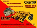 May - Month of OTHO Fast Disc Harrow