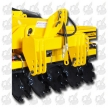 ADJUSTABLE AND STRENGHTENED FRAME FAST DISC HARROWS