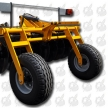 REAR WHEELS DISC HARROWS