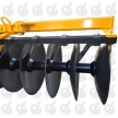 SEALED SYSTEM DISC HARROWS