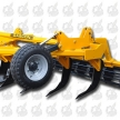 V SHAPE SUBSOILING PLOUGHS DEPTH CONTROL WHEELS