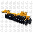 DOUBLE WAVY CUTTING EDGE ROLLER SUBSOILING PLOUGHS