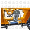 HYDRAULIC BRAKE DISC HARROWS