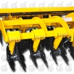 SILENT BLOCK SYSTEM FAST DISC HARROWS