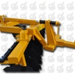 STABILIZER BAR DISC HARROWS