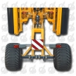 WHEELS FAST DISC HARROWS