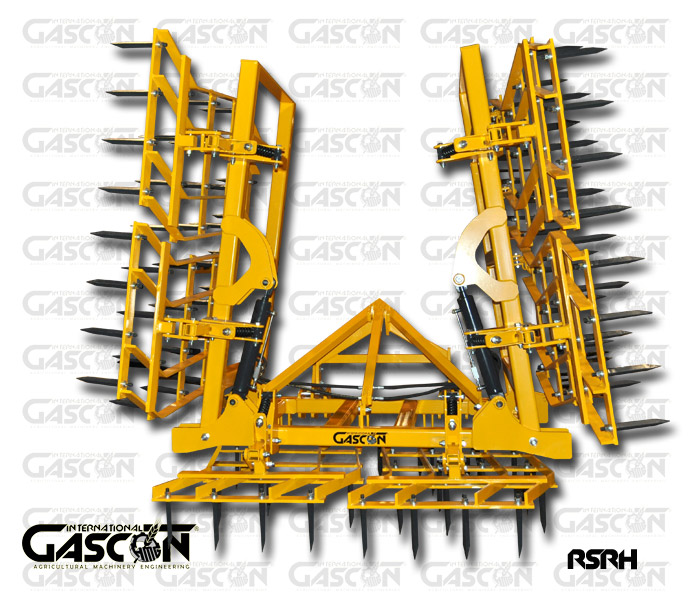 Tines harrows Gascón International agricultural machinery