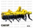 DOUBLE FRAME SUBSOILING PLOUGHS GASCON INTERNATIONAL AGRICULTURAL MACHINERY HEREDEROS DE MANUEL GASCON