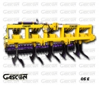 MONO BEAM DOUBLE SHANK SUBSOILING PLOUGHS GASCON INTERNATIONAL AGRICULTURAL MACHINERY HEREDEROS DE MANUEL GASCON